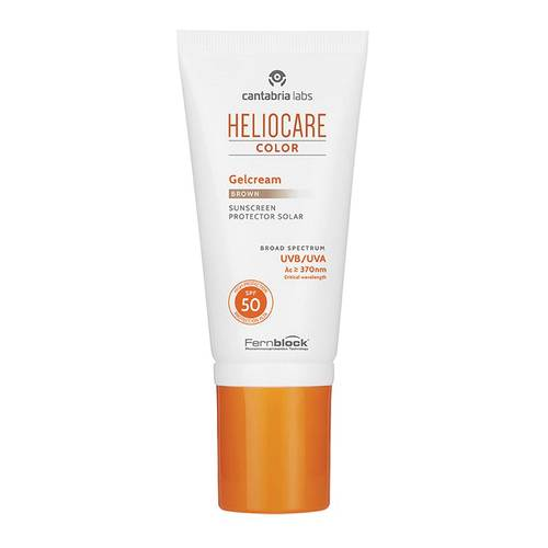 HELIOCARE COLOR BROWN SPF50