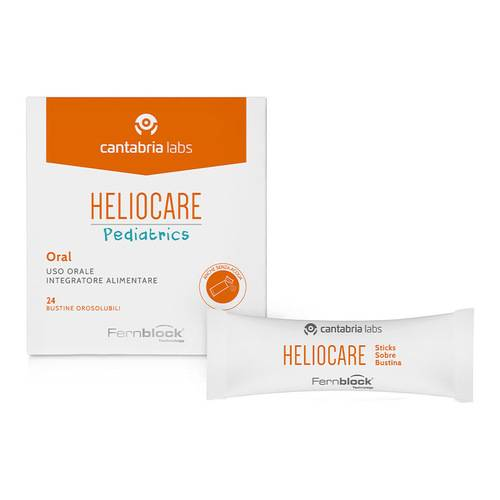 HELIOCARE PEDIATRICS ORAL24BUS