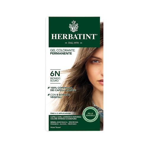 HERBATINT Biondo Scuro 6N 150ml