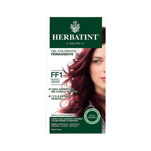 HERBATINT FLASH ROSSO HENNE FF1 150ml