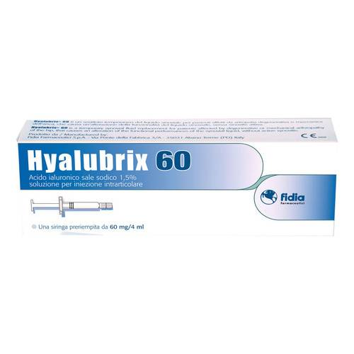 HYALUBRIX 60 SIR 60MG 4ML