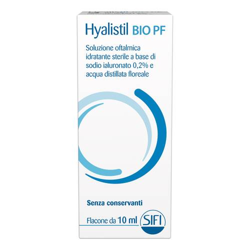 Hylastil 0,2% Collirio 10 ml