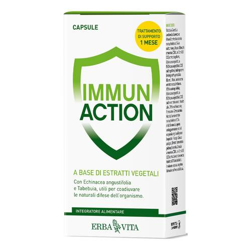 IMMUN Action Naturale 60 capsule