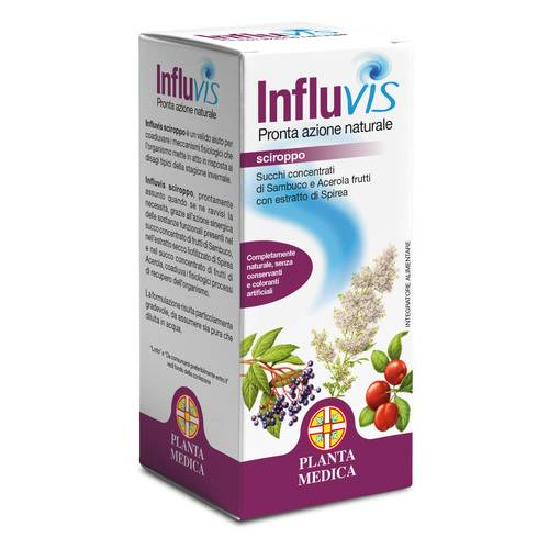 INFLUVIS Sciroppo 120 g