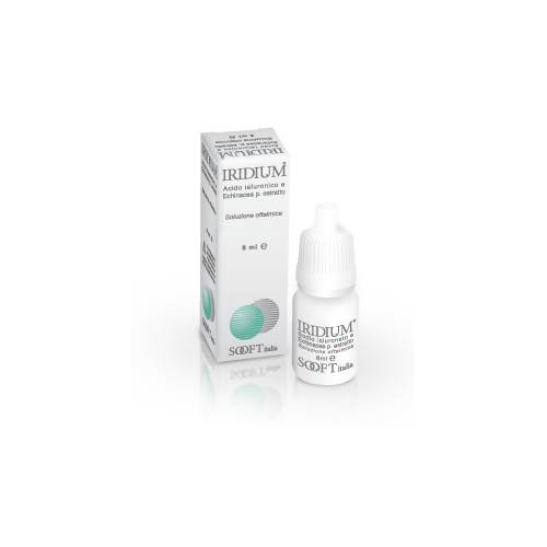 IRIDIUM Collirio Monodose 8 ml