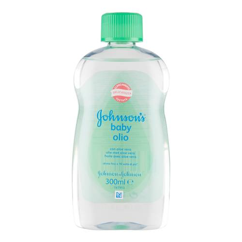 JOHNSON'S Baby Olio+Aloe 300ml