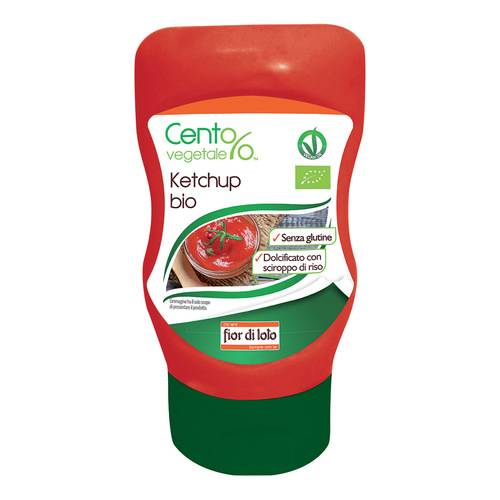 KETCHUP BIO SQUEEZE 290G
