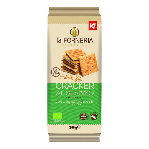 KI LA FORNERIA CRACKER SESAMO
