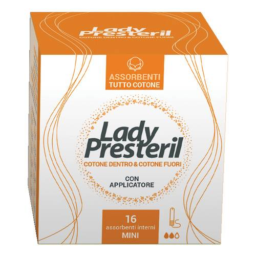 LADY PRESTERIL AS INTERNO MINI