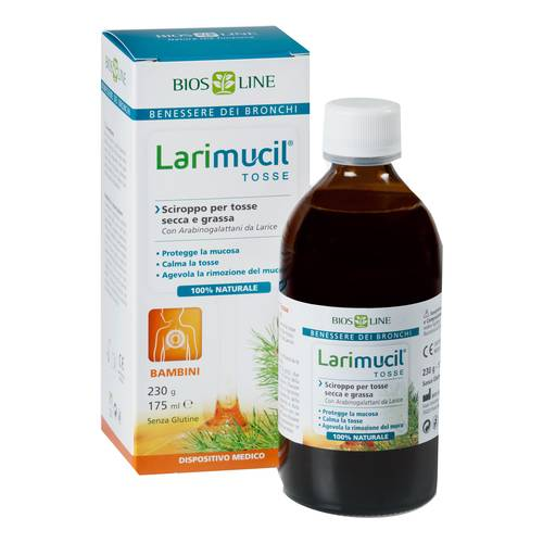 LARIMUCILTOSSE SCIR BB 175ML