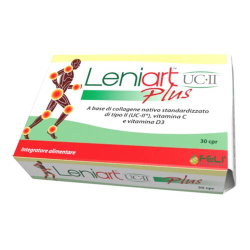 LENIART UC-II PLUS 30CPR