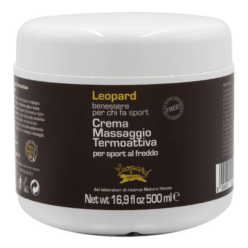 LEOPARD CR MASS TERMOATT PROFE