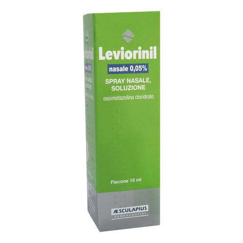LEVIORINIL NASALE SPRAY  15