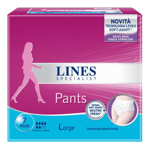 LINES SPECIALIST PANTS PLUS M8