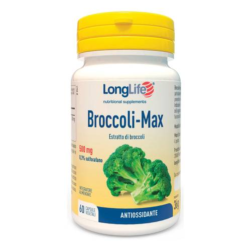 LONGLIFE BROCCOLI MAX 60CPS