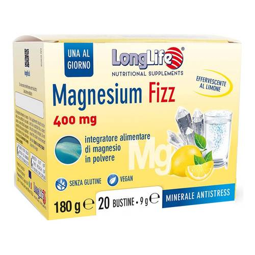 LONGLIFE MAGNESIUM FIZZ 20BUST