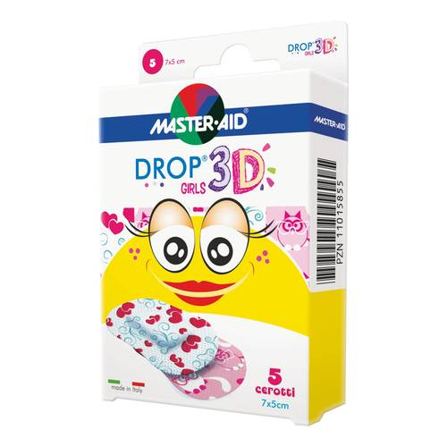 M-AID DROP3D GIRL CER 7X5 5PZ