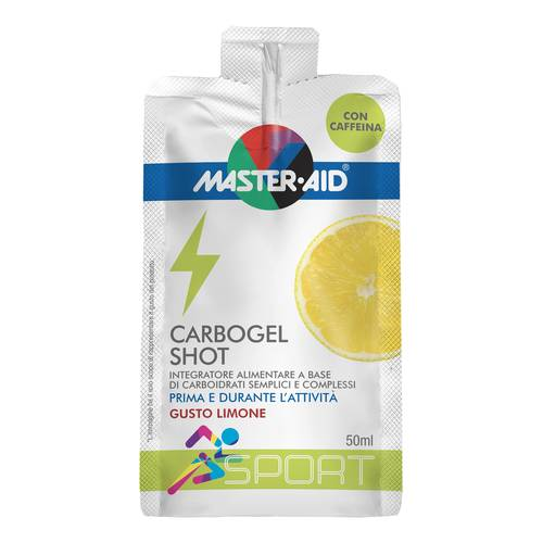 M-AID SPORT CARBOGEL SHOT 50ML