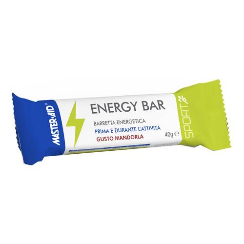M-AID SPORT ENERGY BAR MANDORL