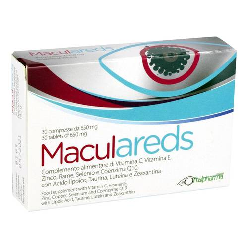 MACULAREDS 30CPR