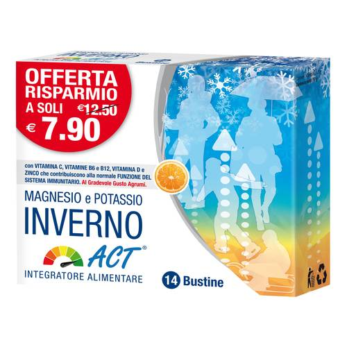MAGNESIO POT INVERNO ACT 14BUS