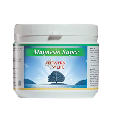 MAGNESIO SUPER 300G FLOWERS