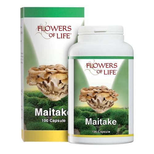 MAITAKE 100CPS FLOWERS OF LIFE
