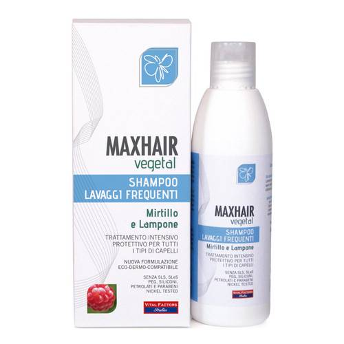 MAX HAIR VEG SH LAV FREQ 200ML