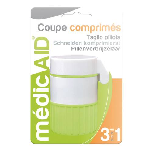 MEDICAID TAGLIA COMPRESSE 3IN1