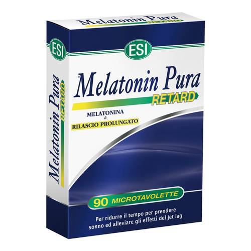 MELATONIN 1MG RETARD 90MICROTA