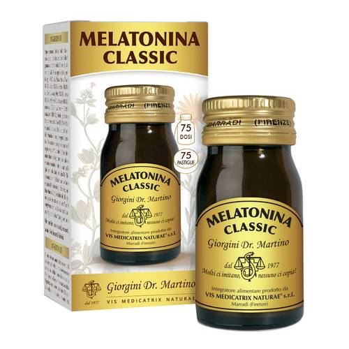 MELATONINA CLASSIC 75PAST