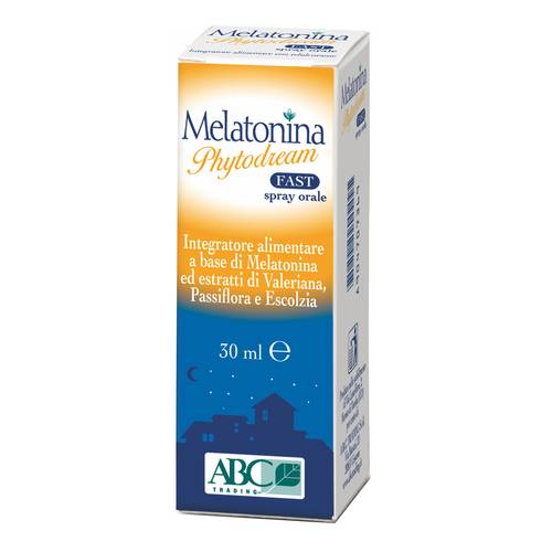 MELATONINA PHYTODREAM FAST