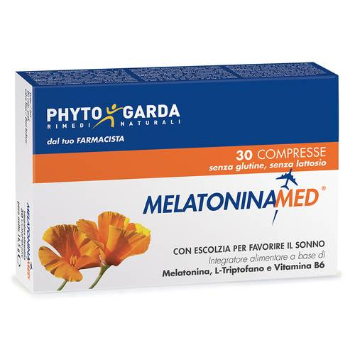 MELATONINAMED 1MG 30CPR