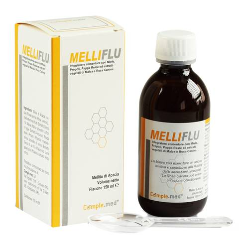 MELLI FLU Integratore  150 ml