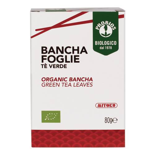 MITOKU THE BANCHA FOGLIE 80G