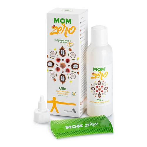 MOM ZERO OLIO TRATT PEDICULOSI