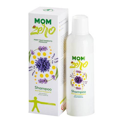 MOM ZERO SHAMPOO POST TERAPIA