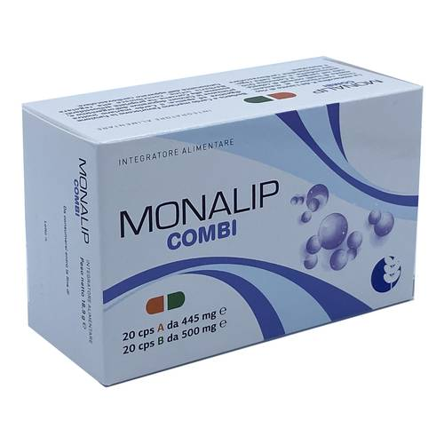MONALIP COMBI 20CPS A +20CPS B