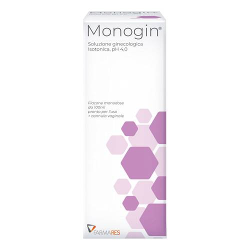 MONOGIN SOL GINECOLOGICA 100ML