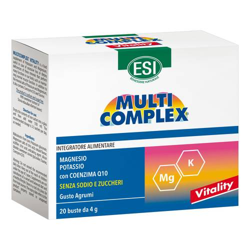 MULTICOMPLEX VITALITY 20BUST4G