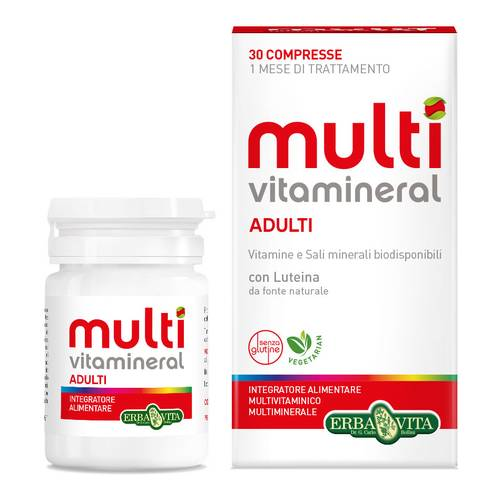 MULTIVITAMINERAL ADULTI 30CPR