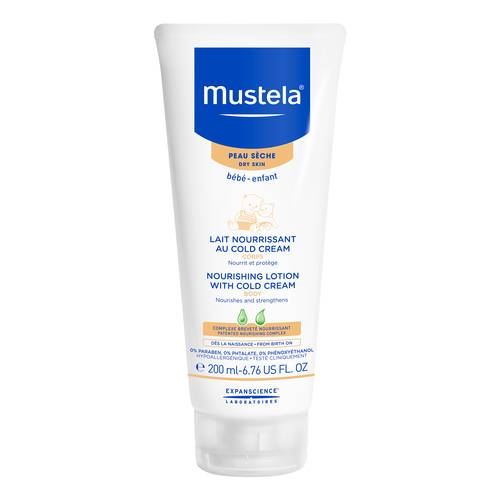 MUSTELA Crema nutriente Cold Cream 40ml