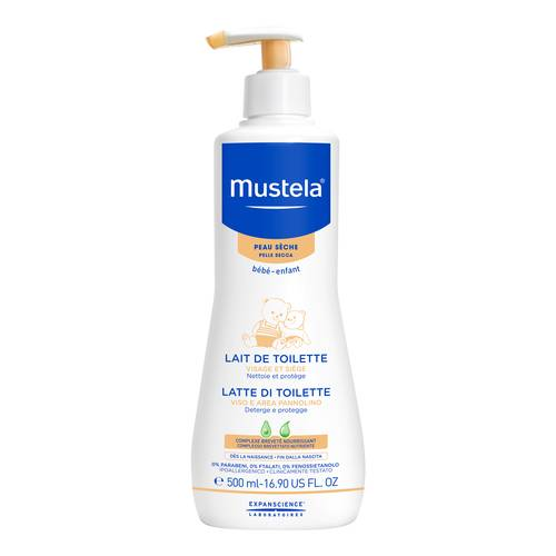 MUSTELA LATTE DI TOILETTE500ML