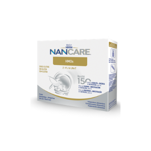 NANCARE HMOS 10 FIALE 3ML