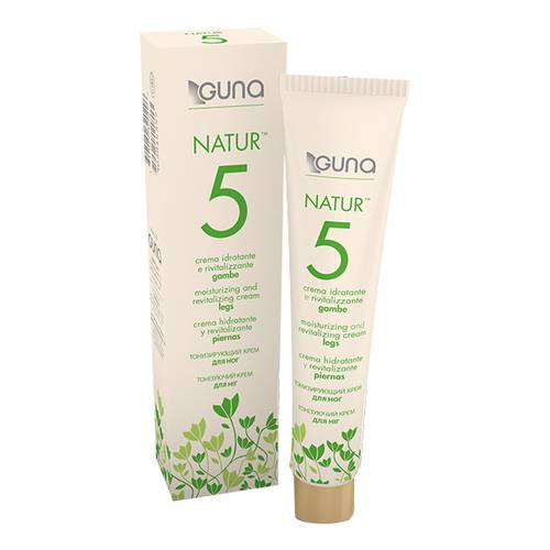 NATUR 5 CR TONIF GAMBE 75ML