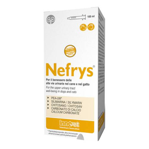 NEFRYS VEG 100 100ML C/SIR DOS