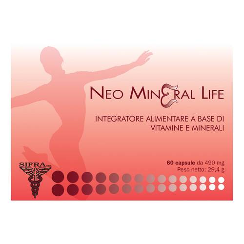 NEO MINERAL LIFE 60CPS