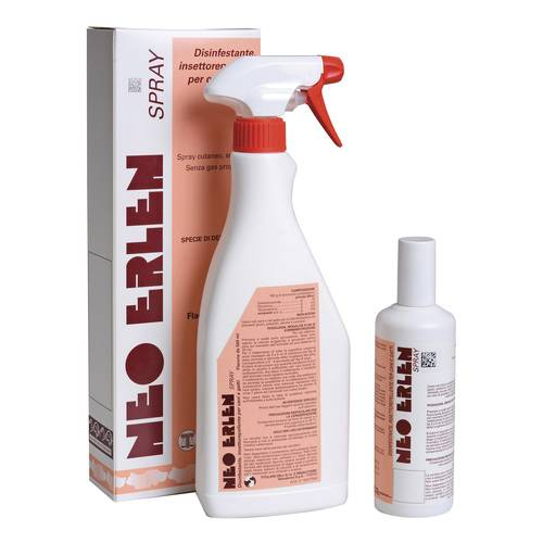 NEOERLEN SPRAY*1FL PE 200ML
