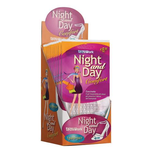 NIGHT & DAY CUSC 1PAIO