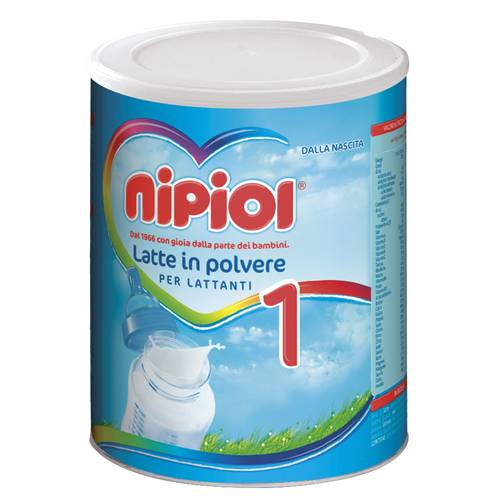NIPIOL 1 LATTE NEW POLV 800G